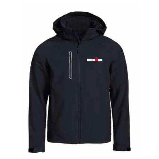 IRONMAN Men's Softshell Jacket - Black