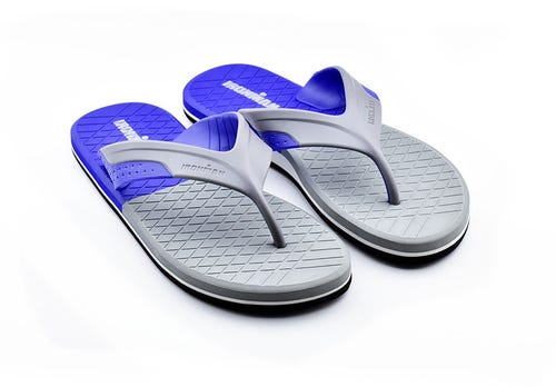 IRONMAN Men's Kai Flip Flop-Blue
