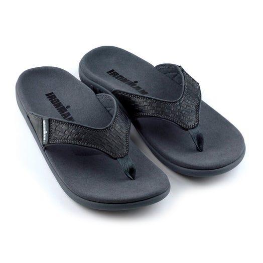 IRONMAN Men's 'OHANA Sandals - Black