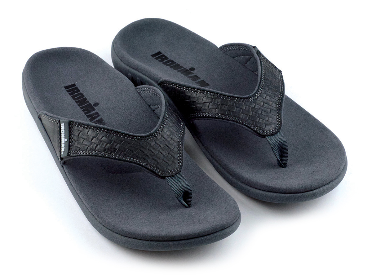 IRONMAN Men's 'OHANA Sandals - Black