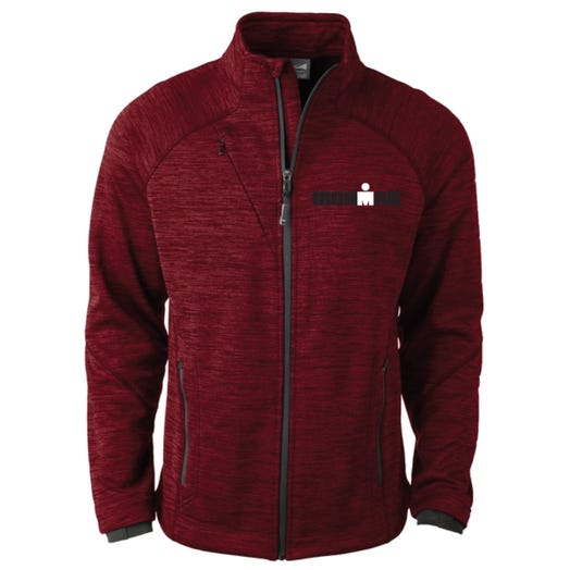 IRONMAN Men's Essential Jacket - Red