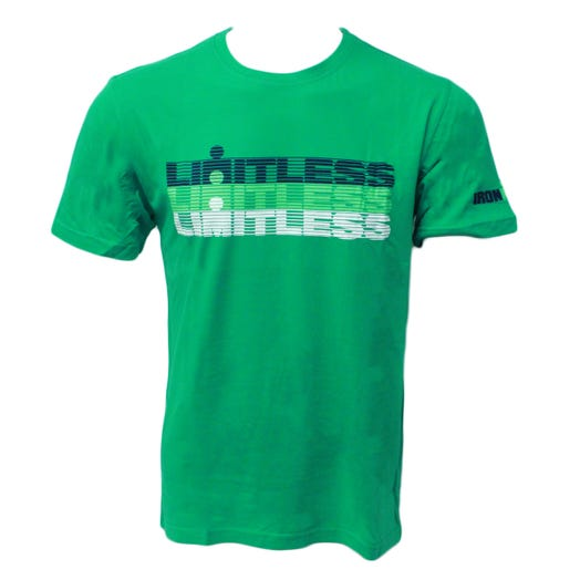 IRONMAN MEN'S LIMITLESS TEE