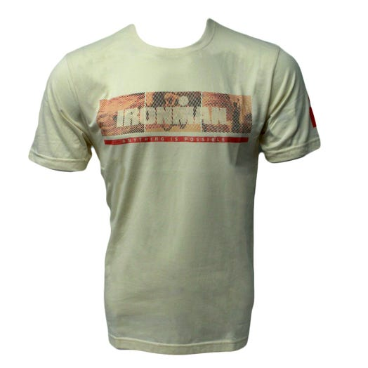 IRONMAN MEN'S PHOTOREEL TEE