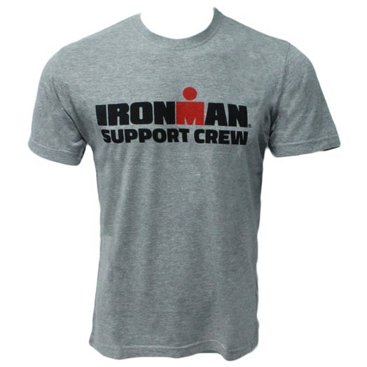IRONMAN MEN'S SUPPORT CREW TEE