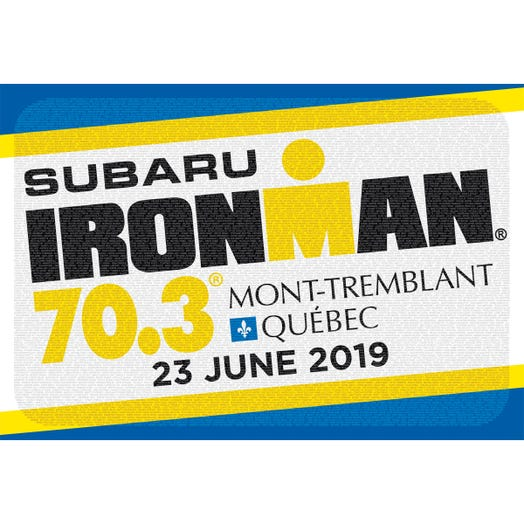 IRONMAN 70.3 MONT-TREMBLANT EVENT NAME SHAMMY
