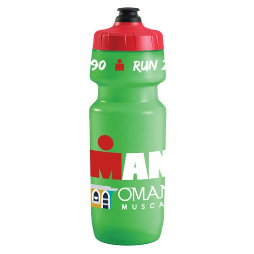 IRONMAN 70.3 Muscat 2019 Event Water Bottle Color