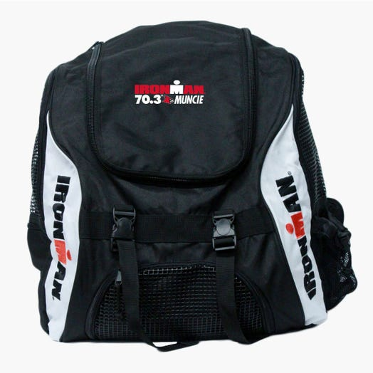 IRONMAN 70.3 Muncie Event Backpack