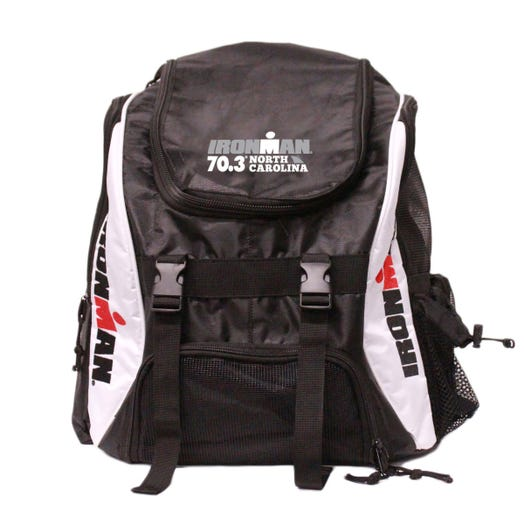 IRONMAN 70.3 NORTH CAROLINA 2019 EVENT BACKPACK