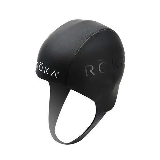 IRONMAN ROKA Thermal Neoprene Swim Hood - With Strap