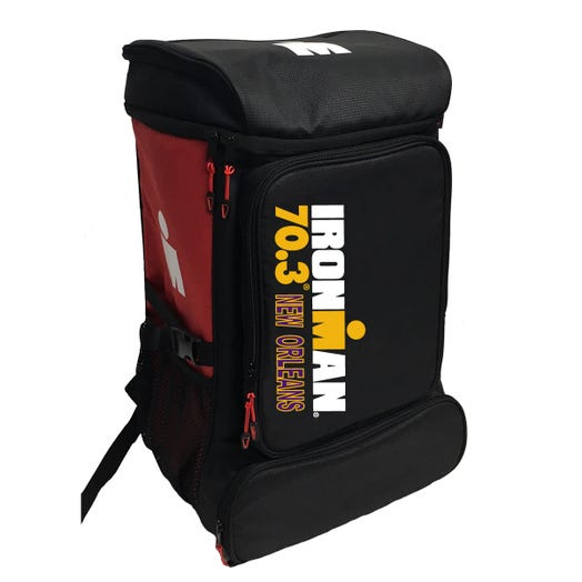 IRONMAN 70.3 New Orleans 2019 Event Backpack