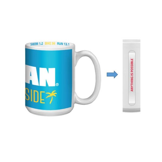IRONMAN 70.3 Oceanside 2019 Event Coffee Mug