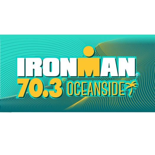 IRONMAN 70.3 OCEANSIDE BEACH TOWEL