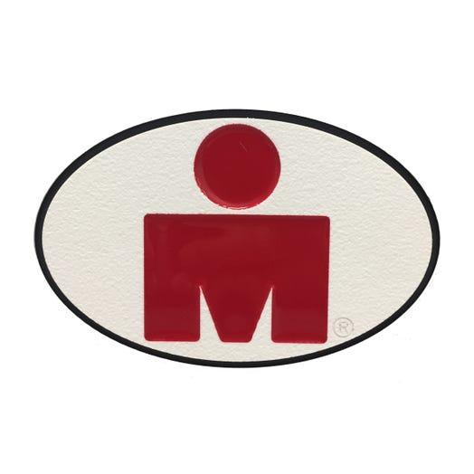 IRONMAN Oval MDOT 2 Inch Trailer Hitch