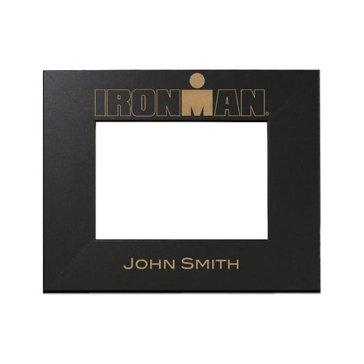 IRONMAN Personalized Photo Frame - Black