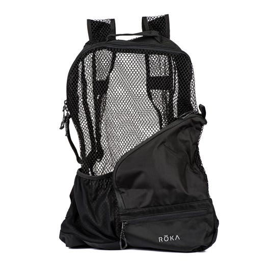 IRONMAN ROKA Pro Vent Zip Mesh Backpack - 25 Liter