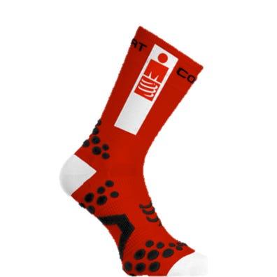 IRONMAN CompresSport Pro Racing Socks Bike - Red