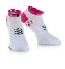 IRONMAN COMPRESSPORT Pro Racing Socks V3 Run Low - Pink
