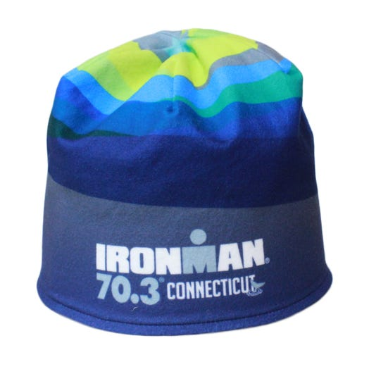 IRONMAN 70.3 CONNECTICUT EVENT BEANIE - NAVY