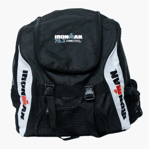 IRONMAN 70.3 Connecticut Event Backpack