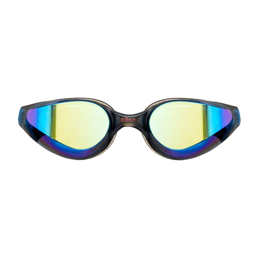 IRONMAN Roka R1 Goggle - Cobalt Mirror