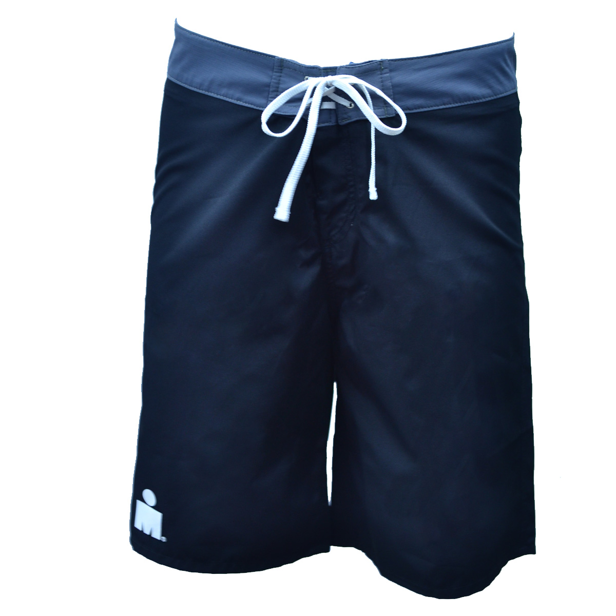 IRONMAN ROKA Men's Kona Boardshorts-Black/Grey