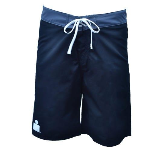 IRONMAN ROKA Men's Kona Boardshorts-Black/Grey