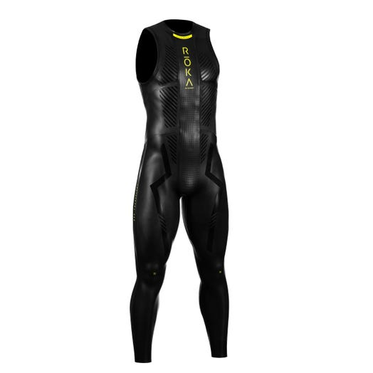 IRONMAN ROKA Men's Maverick Pro Sleeveless Wetsuit