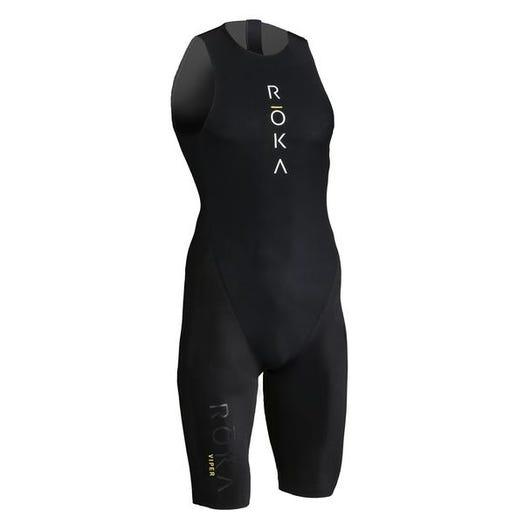 IRONMAN ROKA Men's Viper Pro Swimskin - Black