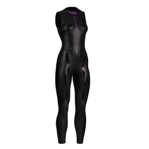 IRONMAN ROKA Women's Maverick Comp II Sleeveless Wetsuit