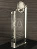 IRONMAN All World Athlete Crystal Custom Trophy - US Athletes