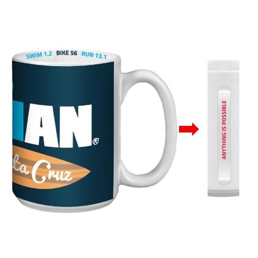 IRONMAN 70.3 SANTA CRUZ EVENT COFFEE MUG