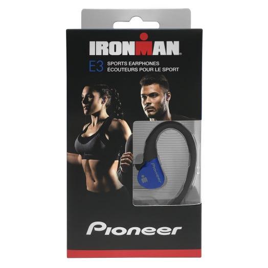 IRONMAN Pioneer Sports Earphones - Blue