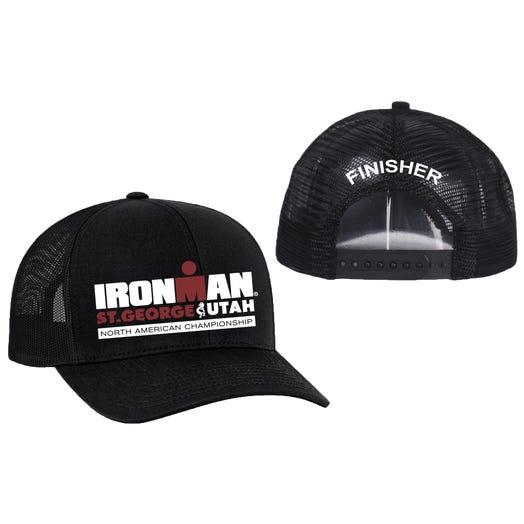 IRONMAN St. George Finisher Custom Event Trucker Hat