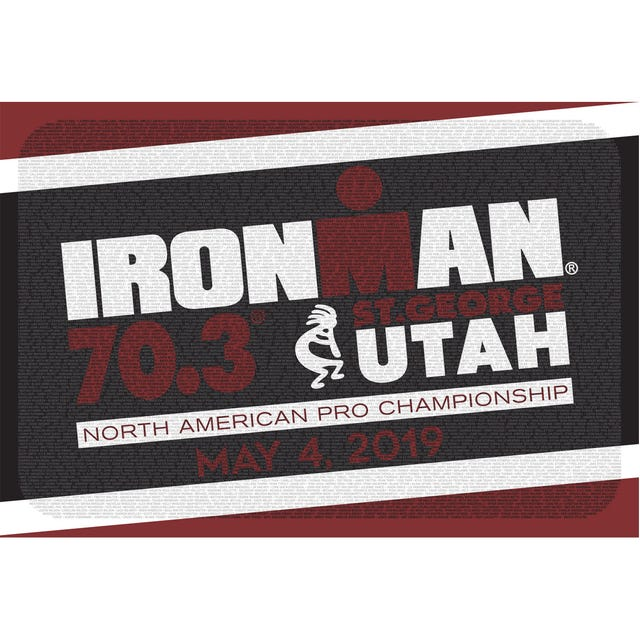 IRONMAN 70.3 ST. GEORGE EVENT NAME SHAMMY