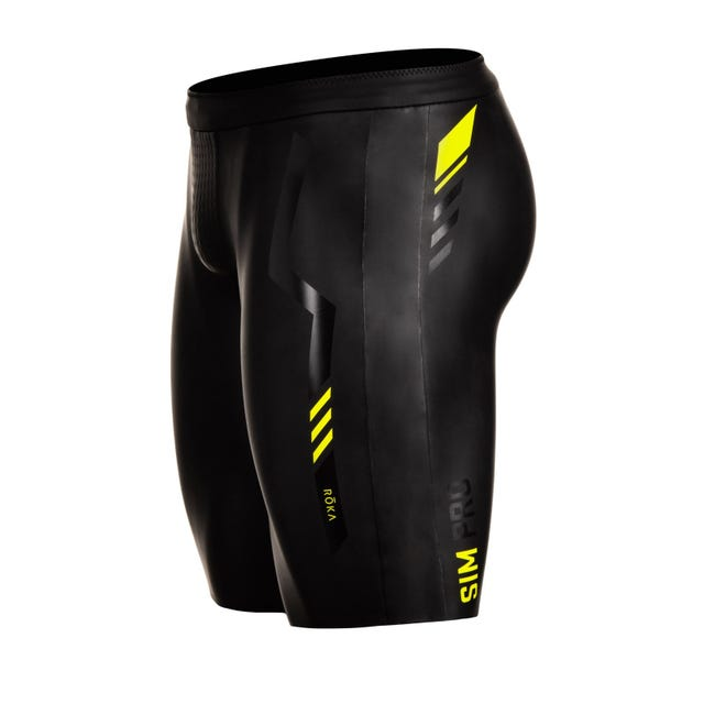 IRONMAN ROKA Men's SIM Pro II Buoyancy Shorts