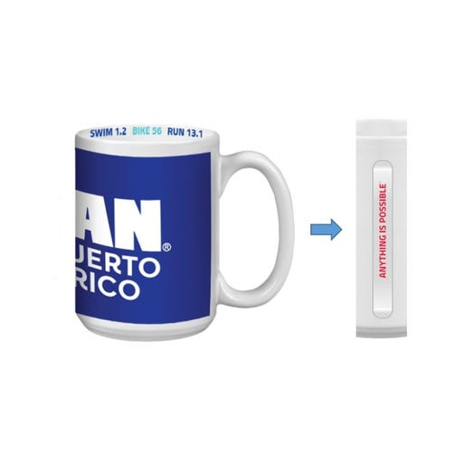 IRONMAN 70.3 Puerto Rico 2019 Event Coffee Mug