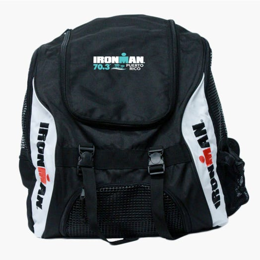 IRONMAN 70.3 Puerto Rico Event Backpack