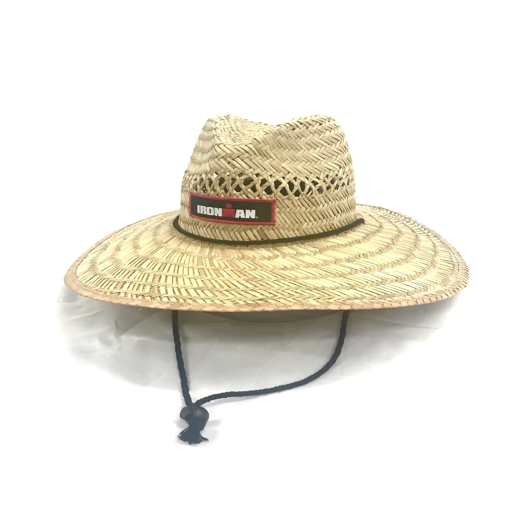 IRONMAN Straw Hat 2.0
