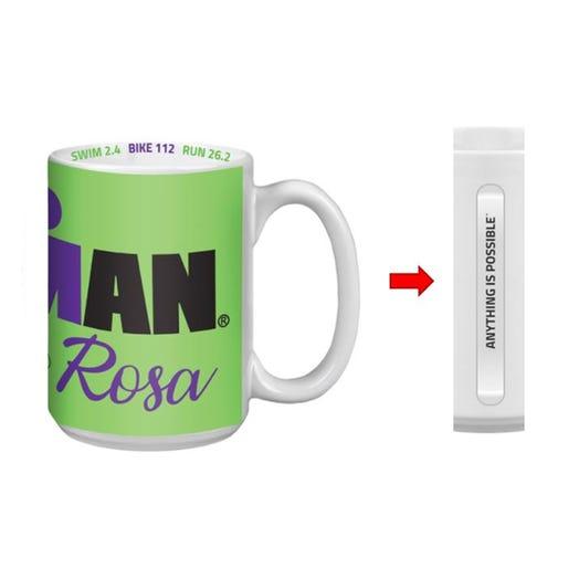 IRONMAN SANTA ROSA EVENT COFFEE MUG