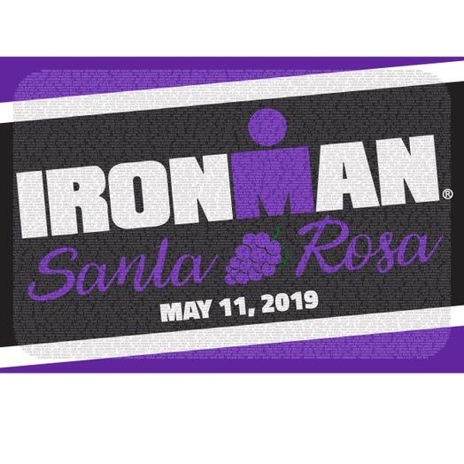 IRONMAN SANTA ROSA 2019 EVENT NAME SHAMMY