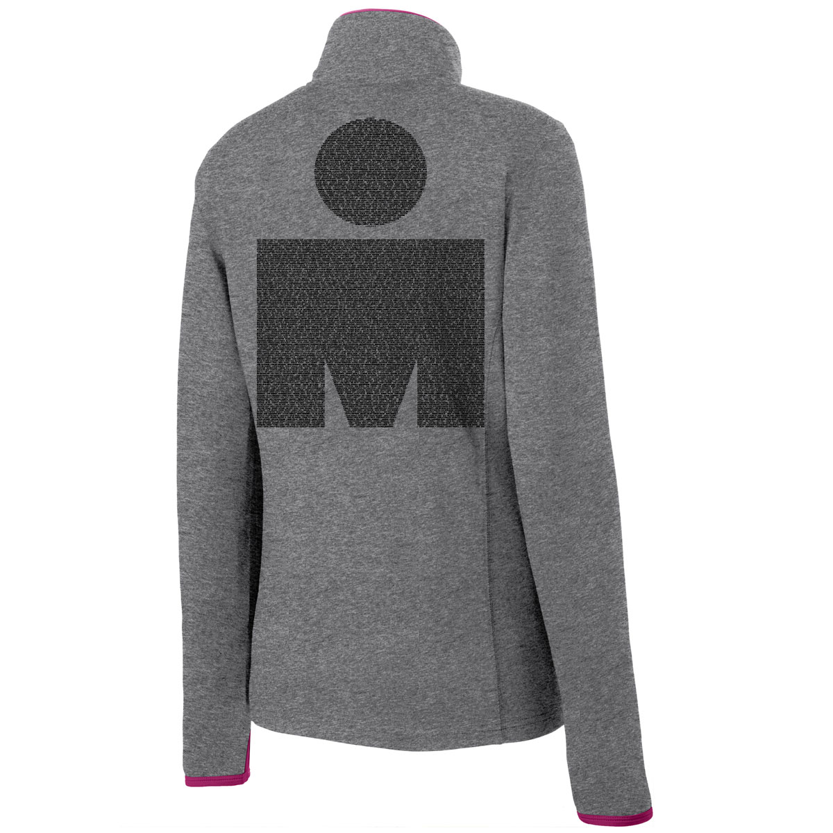 IRONMAN SANTA ROSA 2019 WOMEN'S FULL ZIP NAME FLEECE