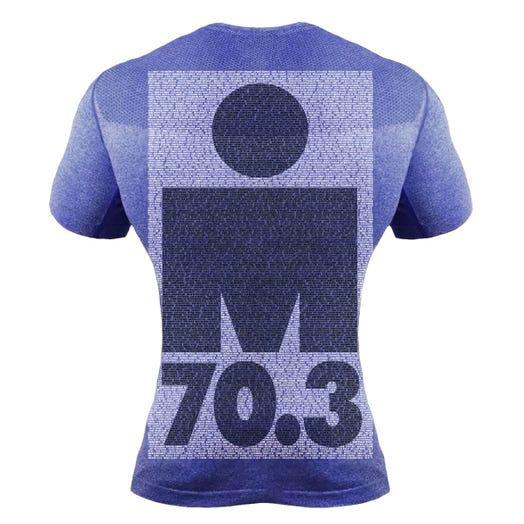 IRONMAN 70.3 SANTA ROSA 2019 MEN'S NAME PERFORMANCE TEE