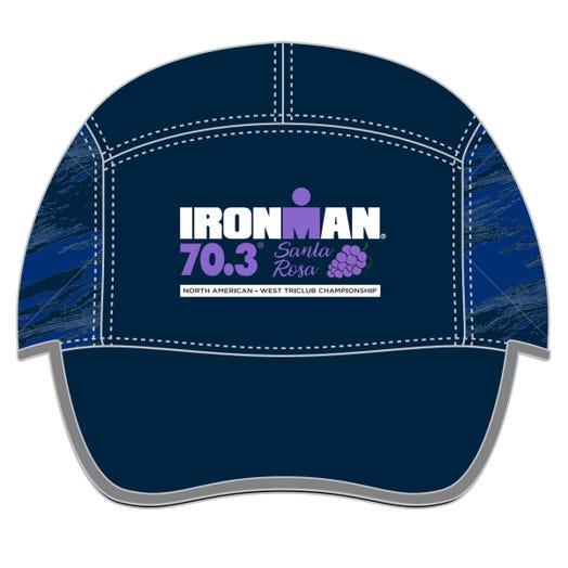 IRONMAN 70.3 SANTA ROSA EVENT TECH HAT