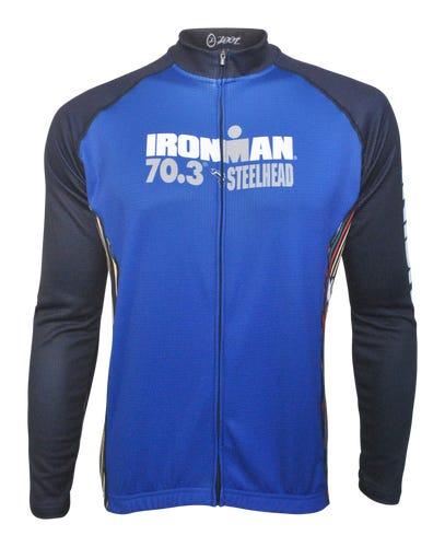 IRONMAN 70.3 STEELHEAD 2019 MEN'S FINISHER CYCLE JERSEY