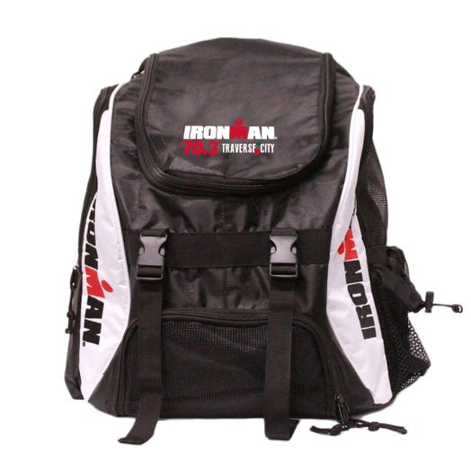 IRONMAN 70.3 TRAVERSE CITY 2019 EVENT BACKPACK