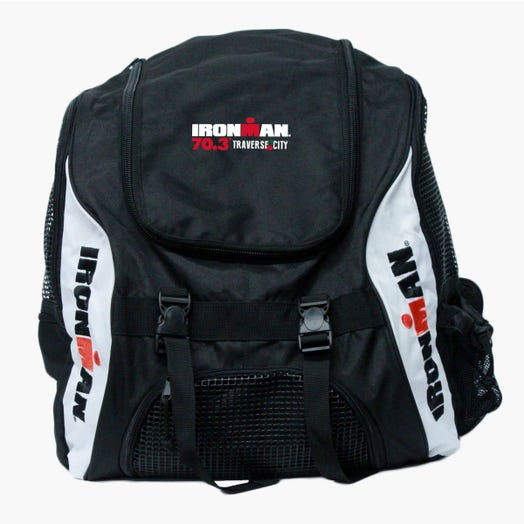 IRONMAN 70.3 Traverse City Event Backpack