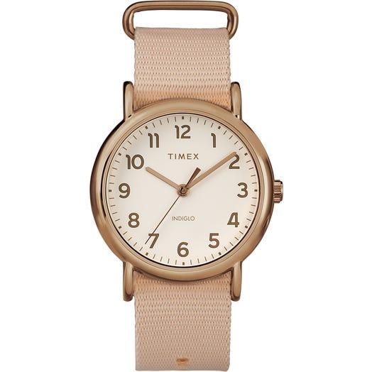IRONMAN Timex Weekender Chevron Watch