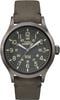 IRONMAN Timex Scout Full Size Watch- Brown