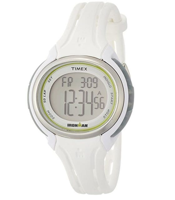 IRONMAN Timex Women's Sleek 50 Lap Round Watch