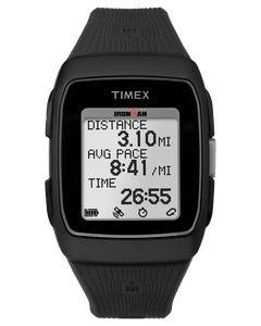 IRONMAN TIMEX GPS Watch  - Black